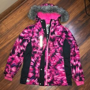 ZeroXposur Girls Winter Coat Sz. 14